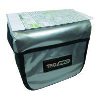 TAQ-PRO Lenkertasche wasserdicht silber ohne Halter