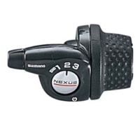 SHIMANO Drehgriffschalter Nexus ASL3S35EALSC 3-Gang -1