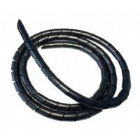 XLC Spiralband schwarz flexibel 8mm für E-Bike 1 Meter