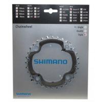 SHIMANO Kettenblatt 32Z 10Gg schwarz LK 4x104mm