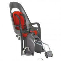 Hamax Kindersitz Caress grau/dunkelgrau/rot