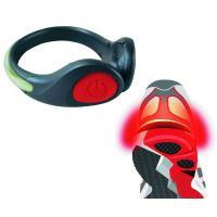 TAQ-PRO Safety Clip LED Licht für Arm u.Bein rotes Licht