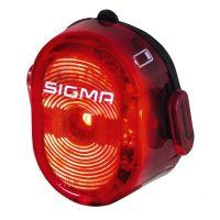 Sigma Sport LED-Batterierücklicht Nugget II USB schwarz