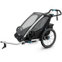 Thule Chariot Kinderanhänger Sport 1 schwarz
