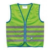 Wowow Sicherheitsweste Kinder Fun Jacket Gr S grün