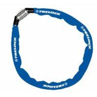 Trelock Kettenschloss BC 115/60/4 blau