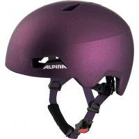 Alpina Helm Hackney dark-violet Gr.  51-56 0J