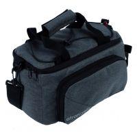atran velo Gepäckträgertasche  ZAP Top Bag anthraz