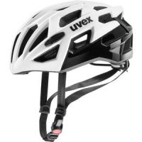 UVEX Helm race 7 white black Gr.56-61 1J