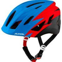Alpina Helm Pico blue-red-black gloss Gr.50-55 1J