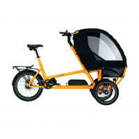 Chike e-Kids 418Wh gelb