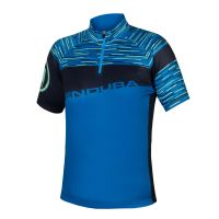 Endura Trikot Kids Hummvee Ray blue 7-8 yrs 1J