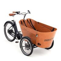 Babboe Flow Mountain 500Wh 1J holz