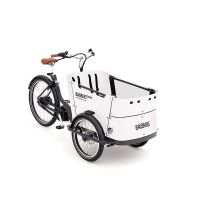 Babboe Curve Mountain 500Wh 1J weiss