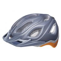 KED Helm Pylos nightblue matt Gr.L 1J