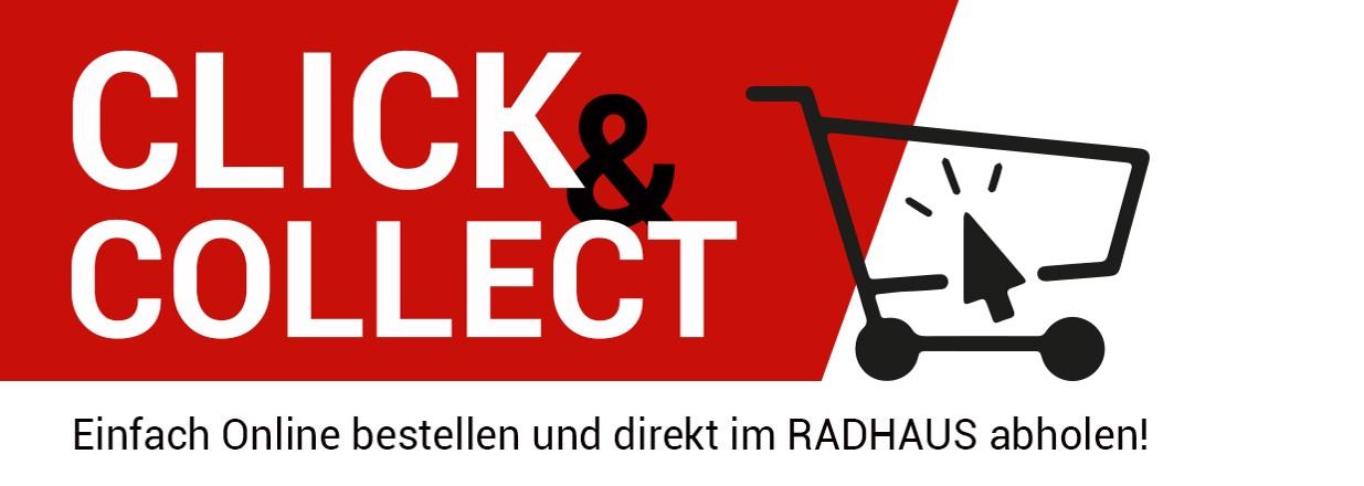 Click & Collect im RADHAUS Ingolstadt